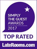 Cheltenham B&B Simply The Guest Awards2017